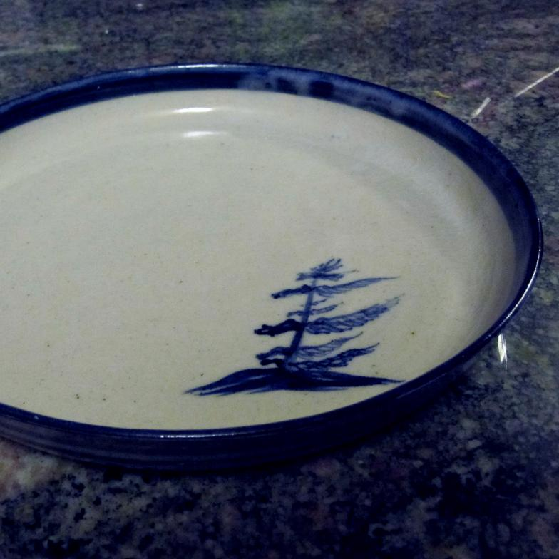 ex&les of several different patterns & Stoneware Dinnerware u0026 Pottery Tableware Ontario CA | Chatham Pottery