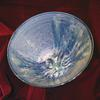 Bowl light blue Northern Lights glaze  12' wide  $150  Prices vary by size  from $30-200  All Chatham Pottery pieces can be used in the conventional oven, microwave oven and the dishwasher.