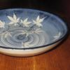 Japanese maple leaf design The pattern is created by using real leaves Platters, plates, bowls prices vary