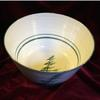 Green Windswept Pine Tree bowl All Chatham Pottery pieces can be used in the conventional oven, microwave oven and the dishwasher. Prices vary depending on size $30-$200